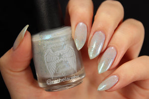 "Supernatural Lacquer ""This Must Be What Going Mad Feels Like"""