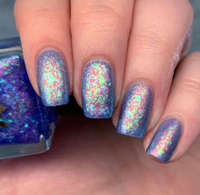 "Ethereal Lacquer ""Enchanted Grotto"""