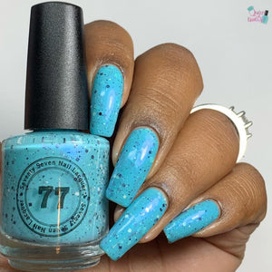 "Seventy Seven Nail Lacquer ""All"" *CAPPED PRE-ORDER*"