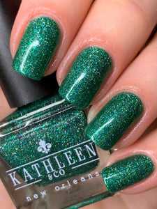 "Kathleen & Co ""Emerald"" *CAPPED PRE-ORDER*"