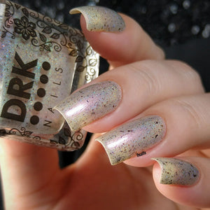"DRK Nails ""Can You Imagine That?"""