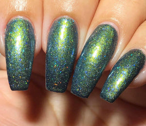 "Illyrian Polish ""Labradorite"" *CAPPED PRE-ORDER*"