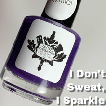 "LynB Designs ""I Don't Sweat, I Sparkle"" *CAPPED PRE-ORDER*"