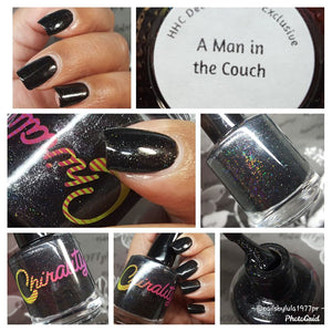 "Chirality Polish ""A Man in the Couch"" *PRE-ORDER*"
