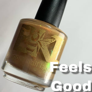 "Bee's Knees Lacquer ""Feels Good"" *PRE-ORDER*"
