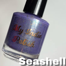 "My Indie Polish ""Seashell"" *CAPPED PRE-ORDER*"