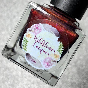"Wildflower Lacquer ""Kick Some Ass, and Drink Some Beer"" *CAPPED PRE-ORDER*"