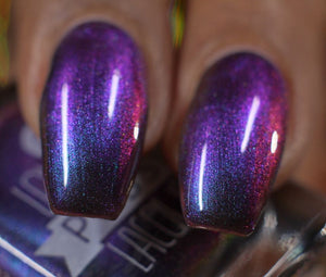 "Lollipop Lacquer ""Lock the Universe Behind Me"" *CAPPED PRE-ORDER*"