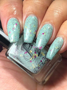 "Pretty Jelly Artisan Nail Lacquer ""10 of Pentacles"" *PRE-ORDER*"