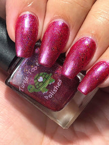 "Turtle Tootsie Polish ""Raise Your Glass"" *CAPPED PRE-ORDER*"