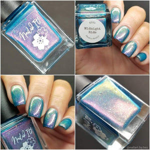 "Nailed It! Polish ""Midnight Ride"" *CAPPED PRE-ORDER*"