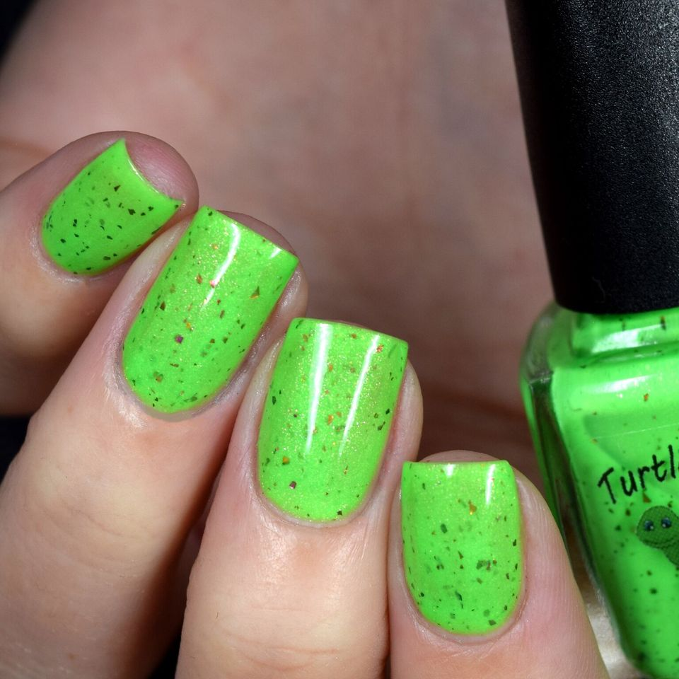 Turtle Tootsie Polish