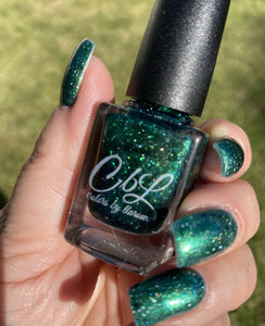 "Colors By Llarowe ""The Emerald City"" *CAPPED PRE-ORDER*"