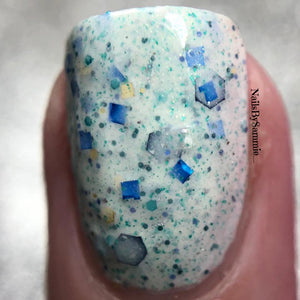 "Pretty Jelly Artisan Nail Lacquer ""Ace of Cups"" *PRE-ORDER*"