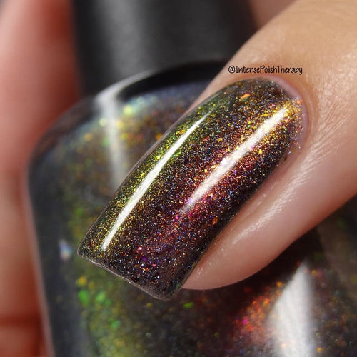 "Supernatural Lacquer ""Flame Alchemist"" *CAPPED PRE-ORDER*"