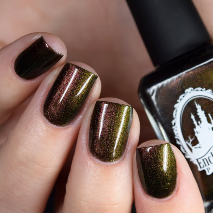 "Enchanted Polish ""Blackbird""  *CAPPED PRE-ORDER*"