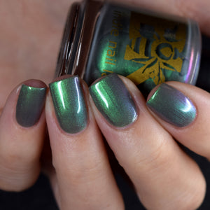 "Bee's Knees Lacquer ""Obviously It's Not a Space Snake"" *PRE-ORDER*"