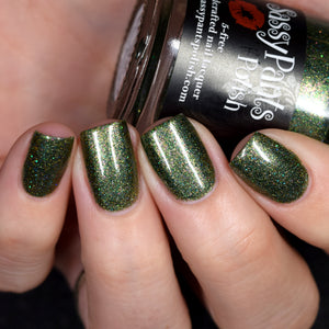 "Sassy Pants Polish ""Forbidden Fruit"" *CAPPED PRE-ORDER*"