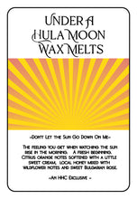 "Under A Hula Moon ""Don't Let The Sun Go Down On Me"" *PRE-ORDER*"