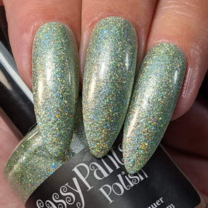 "Sassy Pants Polish ""Gossip is the Devil's Telephone"" *CAPPED PRE-ORDER*"