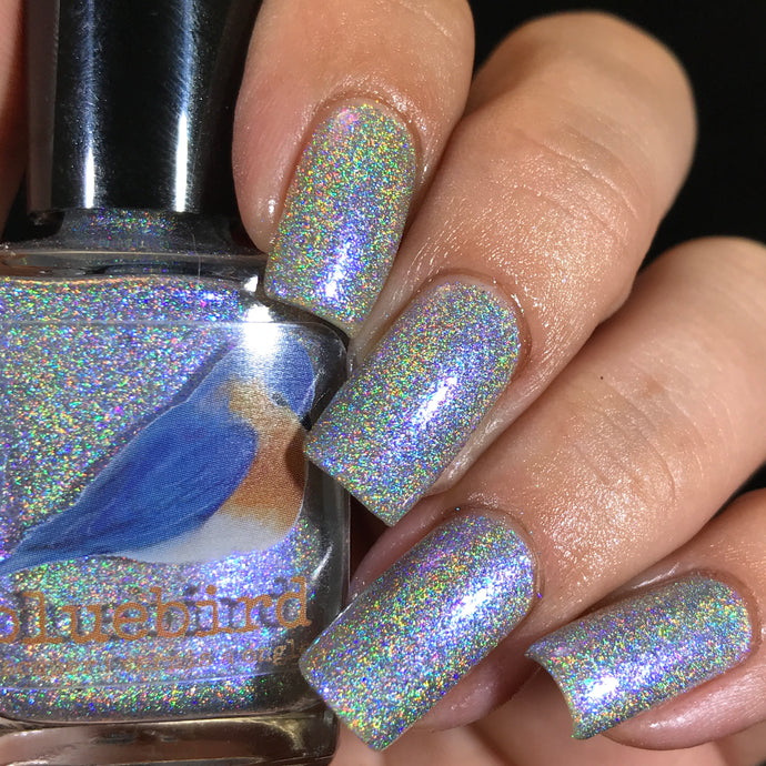 "Bluebird Lacquer ""Master of the UniVersace"