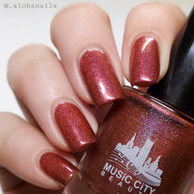 "Music City Beauty ""Lady In Red"""
