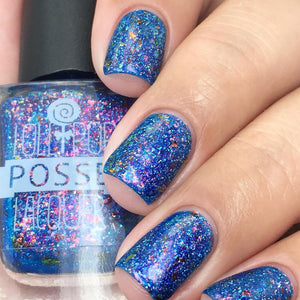 "Lollipop Posse Lacquer ""Moderately Socially Maladjusted"" *PRE-ORDER*"