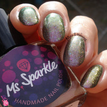 "Ms. Sparkle ""An Ode to Lisa Frank"""