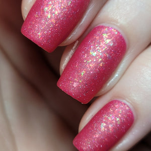 "Lollipop Posse Nail Lacquer ""Hibiscus Holiday"""
