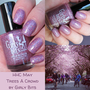 "Girly Bits ""Trees a Crowd"" *CAPPED PRE-ORDER*"