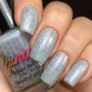 "Chirality Nail Polish ""The Lincoln Letter"""