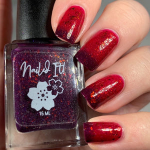 "Nailed It! Polish ""Kidnap The Sandy Claws"" *CAPPED PRE-ORDER*"