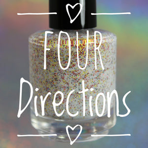 "Native War Paints ""Four Directions"" *PRE-ORDER*"