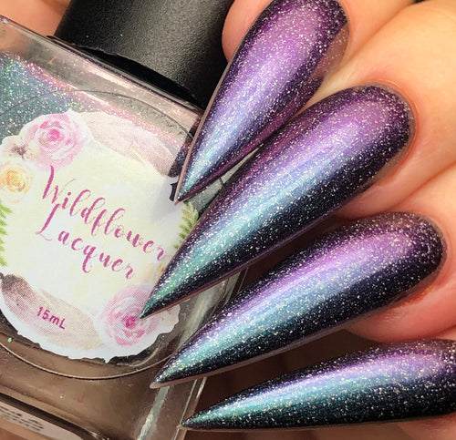 "Wildflower Lacquer ""Dazed & Confused"" *CAPPED PRE-ORDER*"