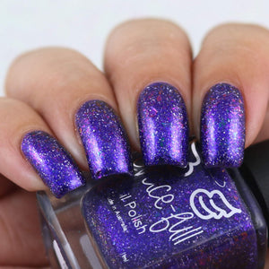 "Grace-full Nail Polish ""Mystery Girl"" *CAPPED PRE-ORDER*"