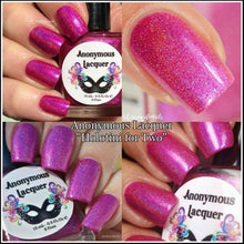 "Anonymous Lacquer ""Holotini for Two"""