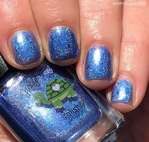 "Turtle Tootsie Polishes ""My Shield is My Legacy"""