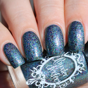 "Powder Perfect Nail Polish ""Rainbow Dragon"""