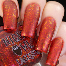 "Night Owl Lacquer  ""Burn!"" *PRE-ORDER*"