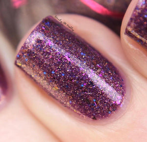 "Sayuri Nail Lacquer ""A Time of Beauty"""