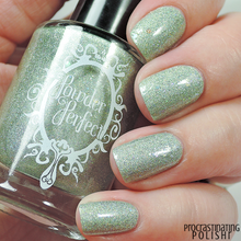 "Powder Perfect Nail Polish ""Seaborn"""