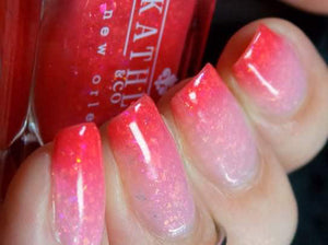 "Kathleen & Co. Polish ""Hibiscus"" *CAPPED PRE-ORDER*"