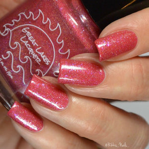 "Great Lakes Lacquer ""Germs on a Plane"""