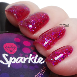 "Ms.Sparkle ""Poppy"""