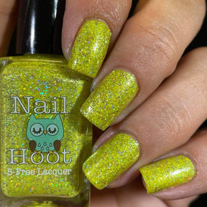"Nail Hoot ""I Totally Paused"" *PRE-ORDER*"