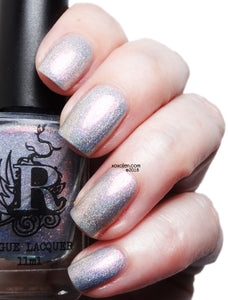 "Rogue Lacquer ""Flash Like Lightning"""