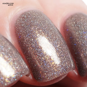 "Sayuri Nail Lacquer ""Spirit of the Forest"""