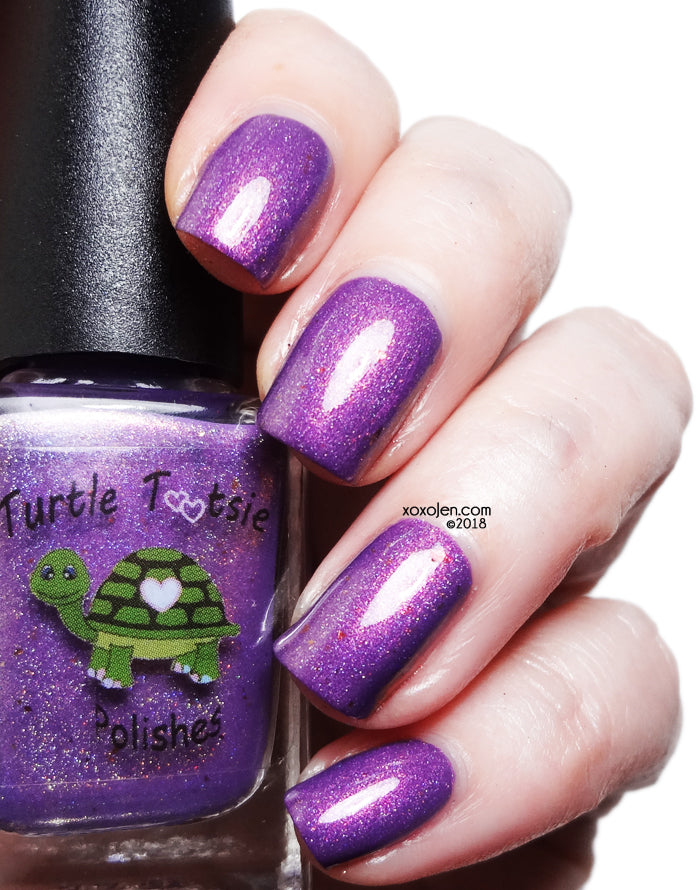 Turtle Tootsie Polishes