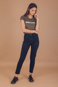 Luckies - Slim Jeans Black