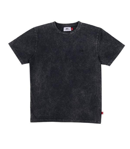 Qhuit Fade Out Tee - Black